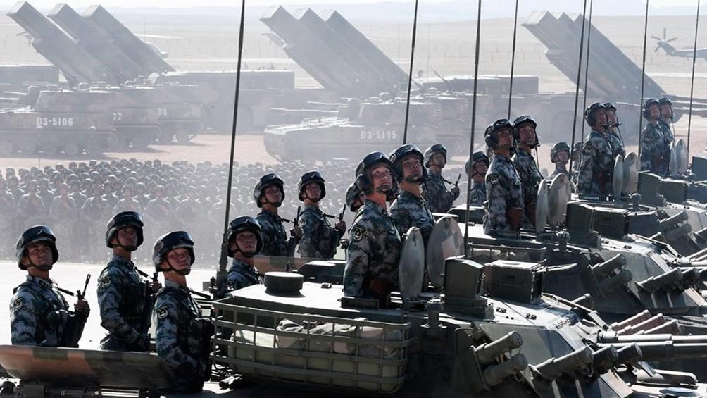 Beijing envía un mensaje a Taiwán con ejercicios militares cerca de la isla