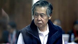 Crecen las protestas en rechazo al posible indulto a Fujimori