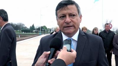 Peppo dijo que le gustaría ser reelecto en la gobernación en 2019