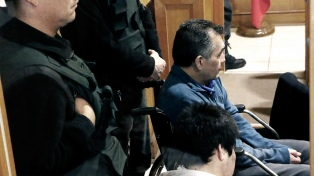 Tres de los cuatro mapuches levantaron la huelga de hambre