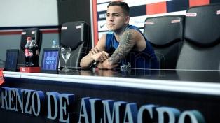 El paraguayo Piris Da Motta reemplazará al lesionado Mussis en San Lorenzo