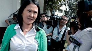 Keiko Fujimori fue llevada de la cárcel a un hospital por problemas coronarios