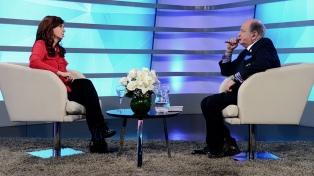 Cristina Kirchner aseguró que no se puede decir que todo su gobierno fue una asociación ilícita