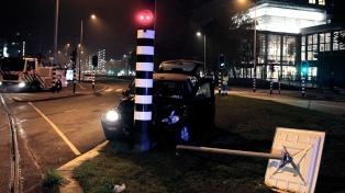 Agüero chocó en Holanda, sufrió una fractura en las costillas y no estará ante Perú y Ecuador