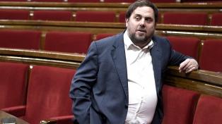 La jueza rechazó liberar a los ex miembros del gobierno catalán presos