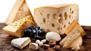 La Argentina se mantiene como uno de los principales productores y consumidores mundiales de queso