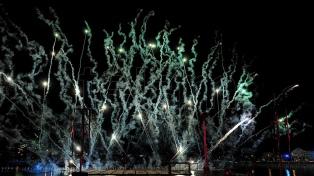 Disminuyeron los accidentes por el uso de pirotecnia en las fiestas de fin de año