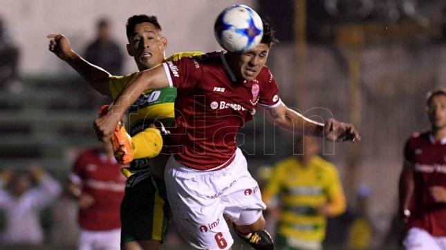 El Halcón y el Globo no levantaron vuelo — Superliga
