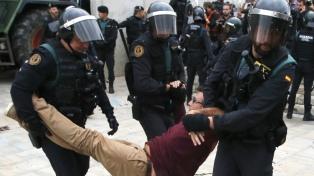 Madrid retira a los últimos efectivos policiales enviados a Cataluña por el secesionismo