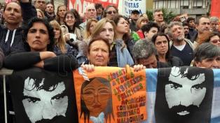 Convocan a una marcha a Plaza de Mayo para pedir justicia por Santiago Maldonado