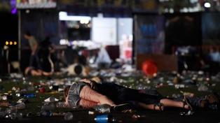 """Trump dice que la masacre fue obra de un """"hombre demente"""""""
