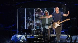 The Who tocó por primera vez en la Argentina