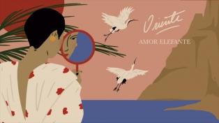 Nuevos álbumes de Callate Mark y Amor Elefante