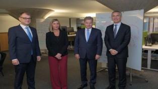 La Unión Europea y la OTAN inauguraron un centro para hacer frente a ciberataques y campañas de propaganda
