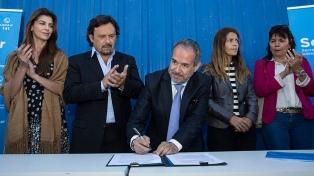 La Sedronar y la Municipalidad local abrieron un centro contra las adicciones