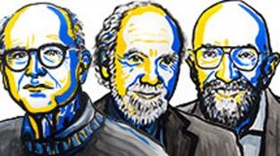 Nobel de Física para tres estudiosos de las ondas gravitacionales