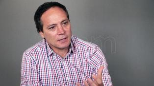 El senador Espínola admitió que se reunió con D´Alessio