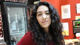 """Lorena Vega: """"El cine me fascina desde chica, siempre supe que quería hacerlo"""""""