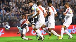 Messi y Mascherano, otra vez, lo mejor de la Argentina