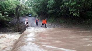 Las fuertes lluvias le causaron la muerte a 25 nicaragüenses