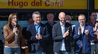 """Vidal: """"Somos una generación que se paró de frente a los problemas y está consiguiendo resultados"""""""