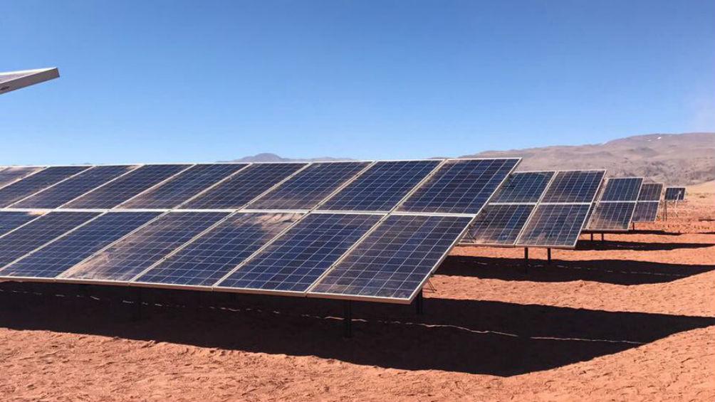 Completaron las obras del Parque solar más grande de Latinoamérica