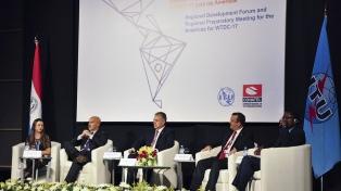 La Conferencia Mundial de Desarrollo de Telecomunicaciones, por primera vez en Argentina