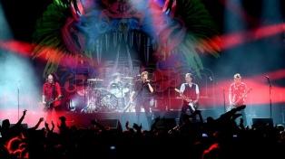 Die Toten Hosen y el público argentino festejaron sus bodas de plata en el estadio Obras