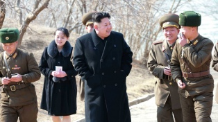 Kim Jon-un ascendió a su hermana dentro del partido oficial