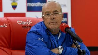 Célico fue suspendido por la Conmebol y no dirigirá ante la Argentina