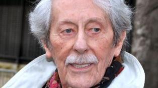 Murió Jean Rochefort, una de las grandes figuras del cine francés