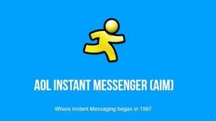 El Messenger de AOL dejará de funcionar tras 20 años de servicio
