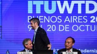 Peña resaltó el rol de la tecnología, al abrir la Conferencia Mundial de Telecomunicaciones