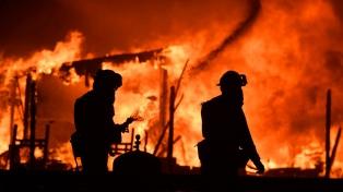 Ya son 40 los muertos por los masivos incendios forestales en California
