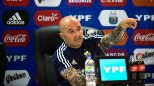 """Sampaoli: """"El gran impedimento de Argentina es el deseo desmedido de sus jugadores por ir al Mundial"""""""