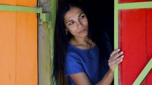 Del canto al cine, Charo Bogarín se adentra en las culturas aborígenes latinoamericanas