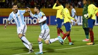 """Messi: """"Todos queremos intentar conseguir el mundial"""""""