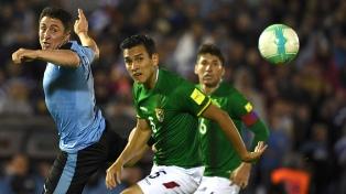 Uruguay se despertó y lo dio vuelta frente a Bolivia, como local