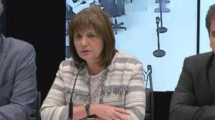 """Bullrich cree que hubo """"una decisión del gobierno provincial de atacar al Presidente"""""""