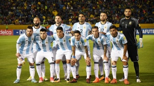Argentina volverá a jugar en noviembre ante el anfitrión Rusia