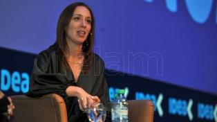 Vidal exhortó a los empresarios a sumarse a la transformación que impulsa el Gobierno