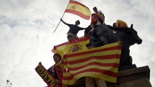 La Justicia española suspendió la declaración de independencia de Cataluña