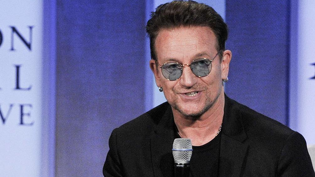 Bono dedica una nueva canción a la lucha contra la pandemia