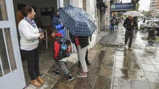 Denuncian la falta de espacios verdes para evacuar escuelas ante amenazas de bomba