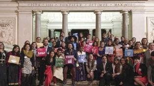 Jóvenes líderes se reúnen en el Vaticano para abordar los mayores retos del mundo.