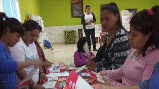 Resistencia se prepara para recibir al 32° Encuentro Nacional de Mujeres