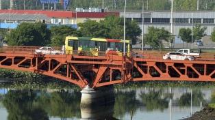 Vecinos de Barracas y Avellaneda reclaman la reapertura del puente Bosch
