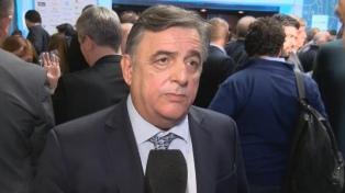 """Negri dijo que Moyano tendría que haberse movilizado """"a Tribunales"""""""