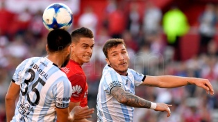 El River alternativo se durmió con Atlético Tucumán y sumó un nuevo empate