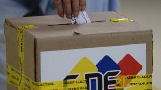 El Consejo Electoral oficializó triunfo oficialista en Bolívar